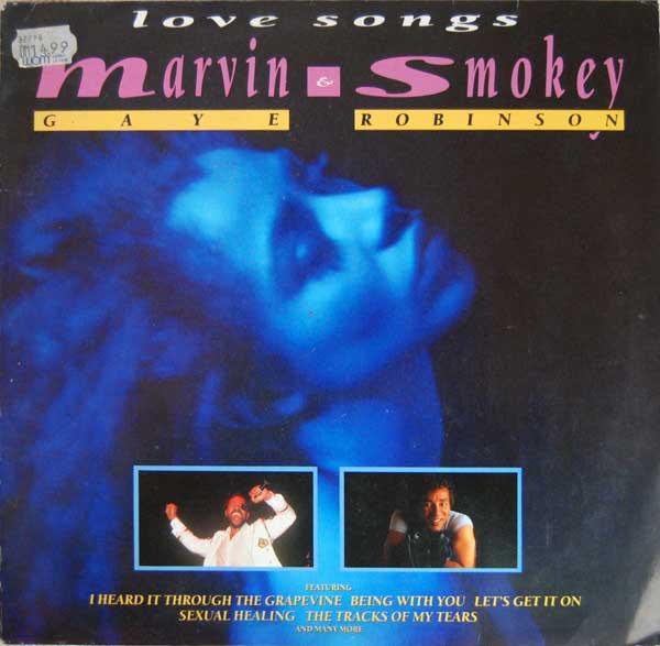 Bild Marvin Gaye & Smokey Robinson - Love Songs (LP, Comp) Schallplatten Ankauf