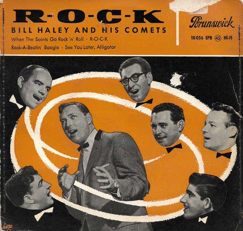 Bild Bill Haley And His Comets - R-O-C-K (7, EP) Schallplatten Ankauf