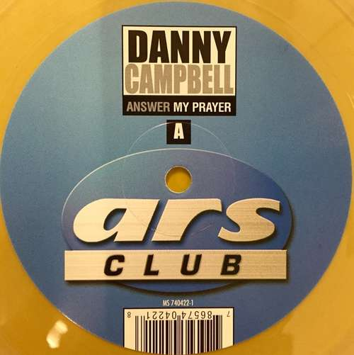Bild Danny Campbell - Answer My Prayer (The Stonebridge Mixes) (12) Schallplatten Ankauf