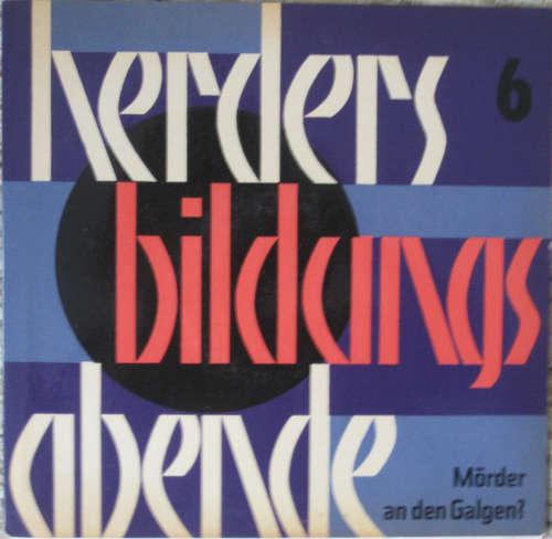 Cover Anselm Hertz OP - Mörder An Den Galgen? (10) Schallplatten Ankauf