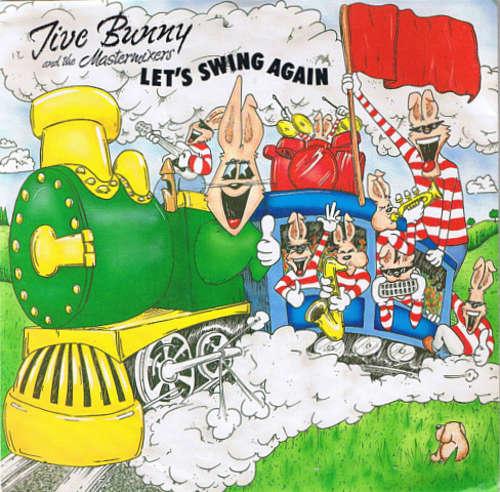 Bild Jive Bunny And The Mastermixers - Let's Swing Again (7, Single) Schallplatten Ankauf