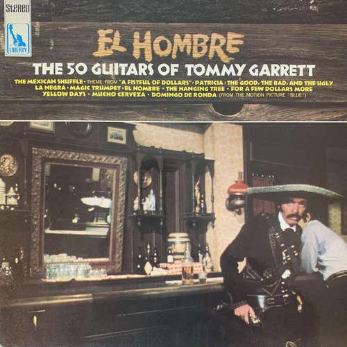 Cover The 50 Guitars Of Tommy Garrett - El Hombre (LP, Album, 170) Schallplatten Ankauf