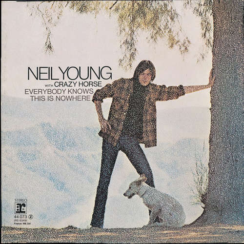 Cover Neil Young & Crazy Horse - Everybody Knows This Is Nowhere (LP, Album, RE, Gat) Schallplatten Ankauf