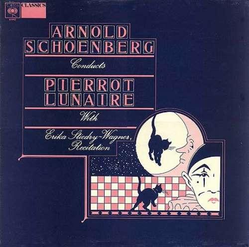Bild Arnold Schoenberg - Erika Stiedry-Wagner - Pierrot Lunaire (LP, Album, Mono, RE) Schallplatten Ankauf