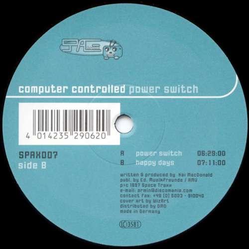 Bild Computer Controlled - Power Switch (12) Schallplatten Ankauf