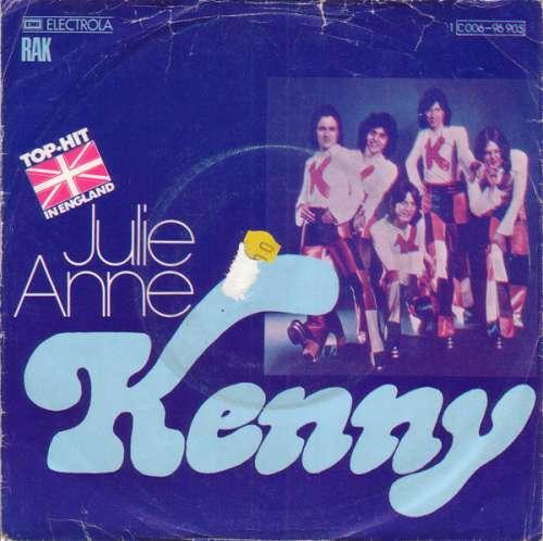 Bild Kenny (3) - Julie Anne (7, Single) Schallplatten Ankauf