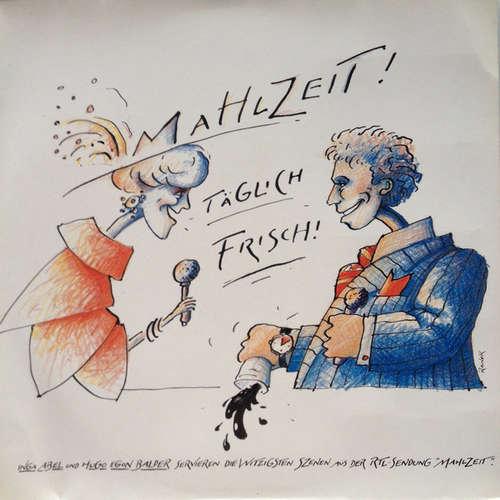 Cover Inga Abel, Hugo Egon Balder - Mahlzeit! (LP, Album) Schallplatten Ankauf