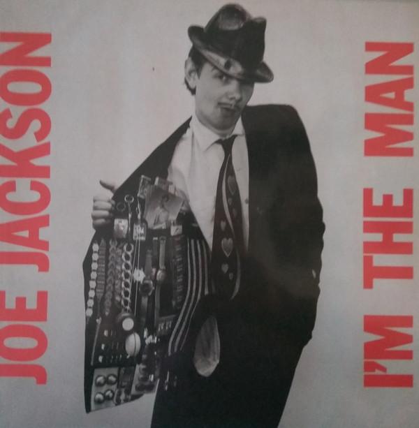 Cover Joe Jackson - I'm The Man (LP, Album, RE) Schallplatten Ankauf