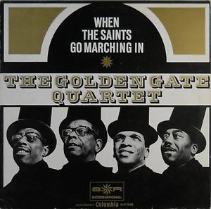 Cover The Golden Gate Quartet - When The Saints Go Marching In (LP, Comp) Schallplatten Ankauf