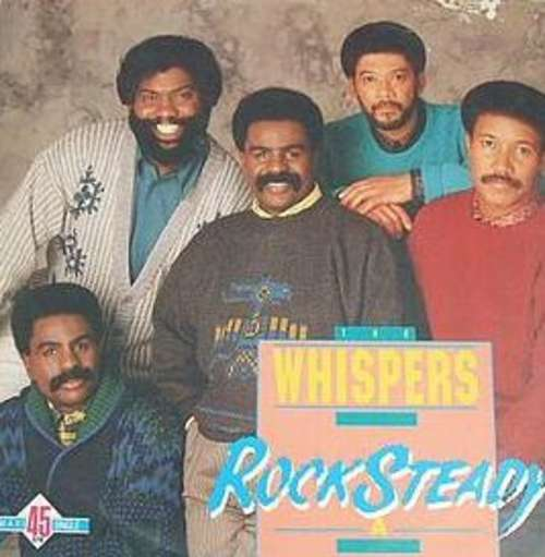 Cover The Whispers - Rock Steady (12, Maxi) Schallplatten Ankauf