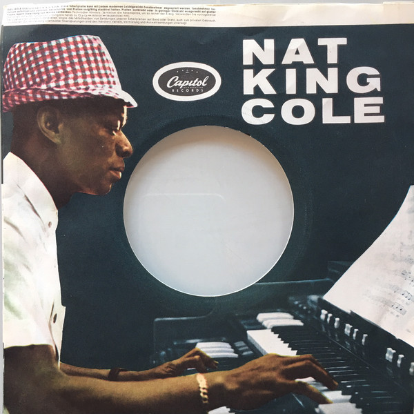 Cover Nat King Cole - Wolverton Mountain / I Don't Want To Be Hurt Anymore (7, Single) Schallplatten Ankauf