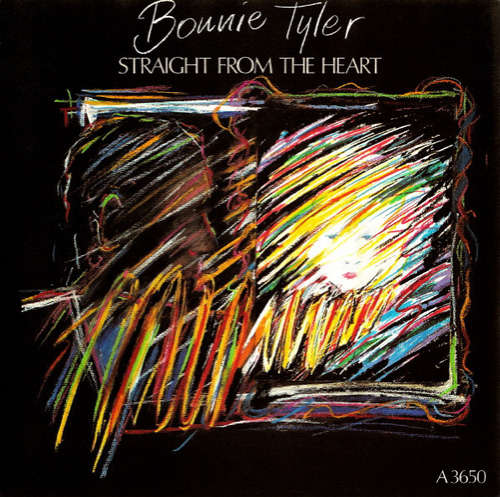 Cover zu Bonnie Tyler - Straight From The Heart (7, Single) Schallplatten Ankauf