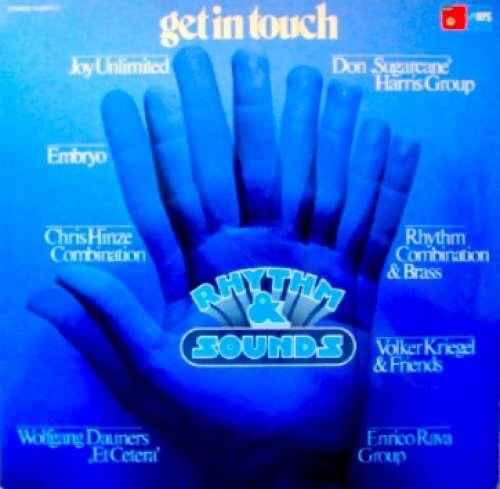 Cover Various - Get In Touch (LP, Comp) Schallplatten Ankauf