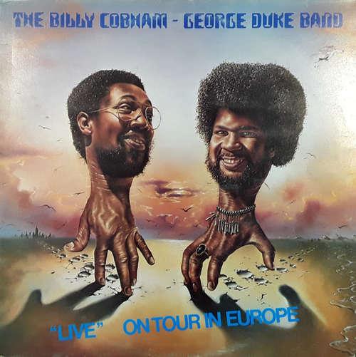 Cover zu The Billy Cobham / George Duke Band - Live On Tour In Europe (LP, Album) Schallplatten Ankauf