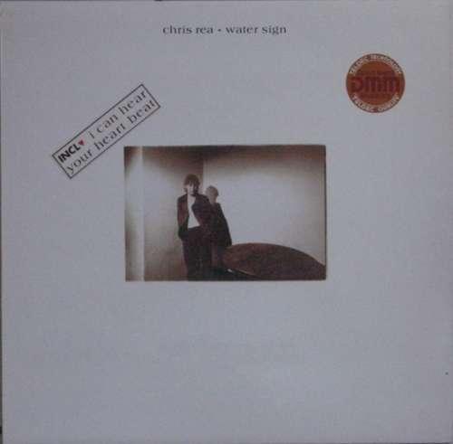 Bild Chris Rea - Water Sign (LP, Album) Schallplatten Ankauf