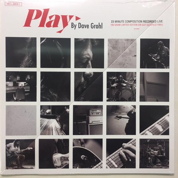 Bild Dave Grohl - Play (12, S/Sided, Ltd, 180) Schallplatten Ankauf