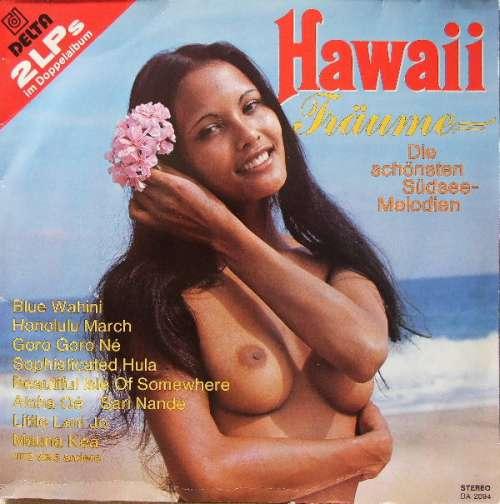 Bild The Daikiki And His Music Of The Isle, Caruana And His Magic Hawaii Guitar - Hawaii Träume (2xLP, Album, Gat) Schallplatten Ankauf