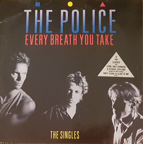 Cover The Police - Every Breath You Take (The Singles) (LP, Comp) Schallplatten Ankauf