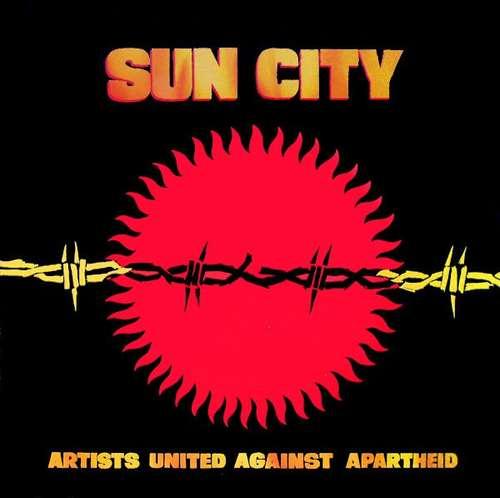 Cover Artists United Against Apartheid - Sun City (LP, Album) Schallplatten Ankauf