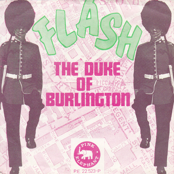 Bild The Duke Of Burlington - Flash (7, Single) Schallplatten Ankauf