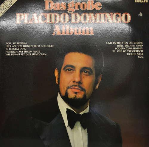 Cover Placido Domingo - Das Große Placido Domingo Album (2xLP, Album) Schallplatten Ankauf