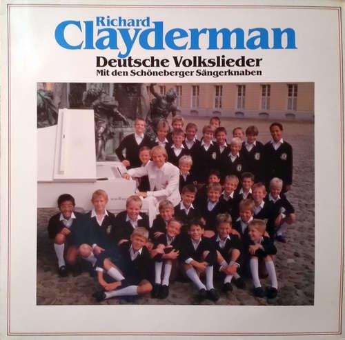 Bild Richard Clayderman Mit Den Schöneberger Sängerknaben - Deutsche Volkslieder (LP) Schallplatten Ankauf