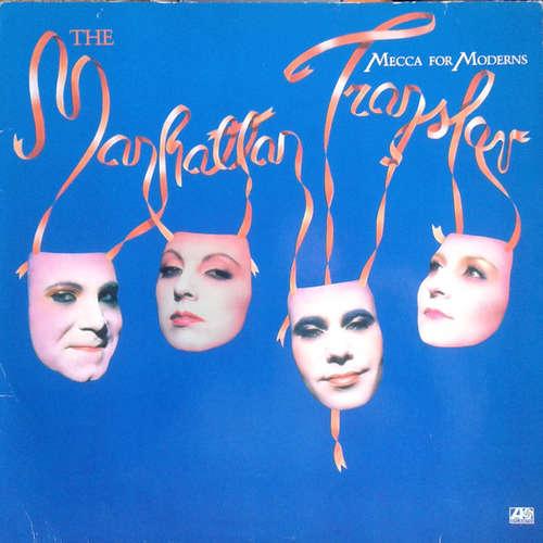 Cover The Manhattan Transfer - Mecca For Moderns (LP, Album, Gre) Schallplatten Ankauf