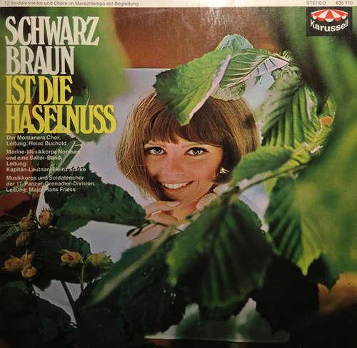 Bild Various - Schwarzbraun Ist Die Haselnuss (LP, RE) Schallplatten Ankauf