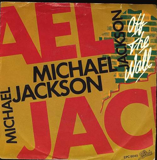 Cover Michael Jackson - Off The Wall (7, Single) Schallplatten Ankauf