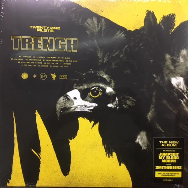Bild Twenty One Pilots - Trench (2xLP, Album) Schallplatten Ankauf