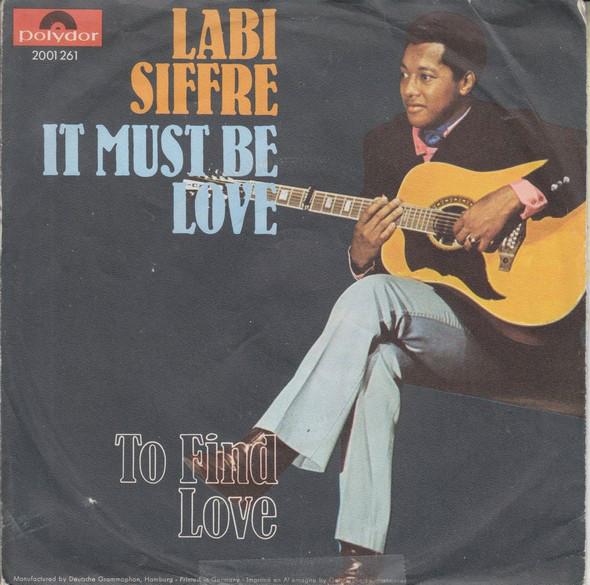 Bild Labi Siffre - It Must Be Love / To Find Love (7, Single) Schallplatten Ankauf