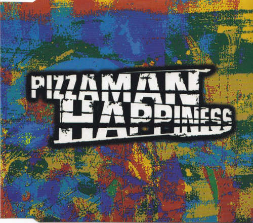 Cover Pizzaman - Happiness (CD, Maxi) Schallplatten Ankauf