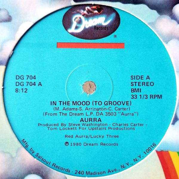 Bild Aurra - In The Mood (To Groove) / When I Come Home (12) Schallplatten Ankauf