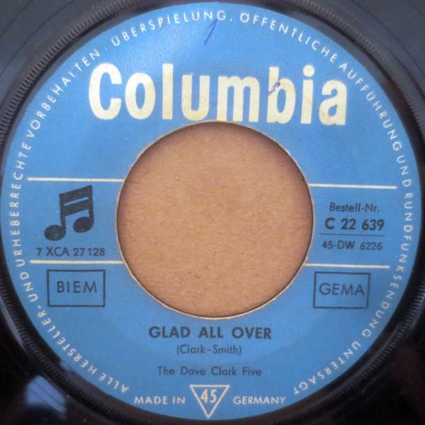 Bild The Dave Clark Five - Glad All Over (7, Single) Schallplatten Ankauf