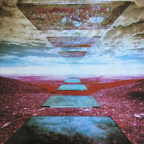 Cover Tangerine Dream - Stratosfear (LP, Album, Gat) Schallplatten Ankauf