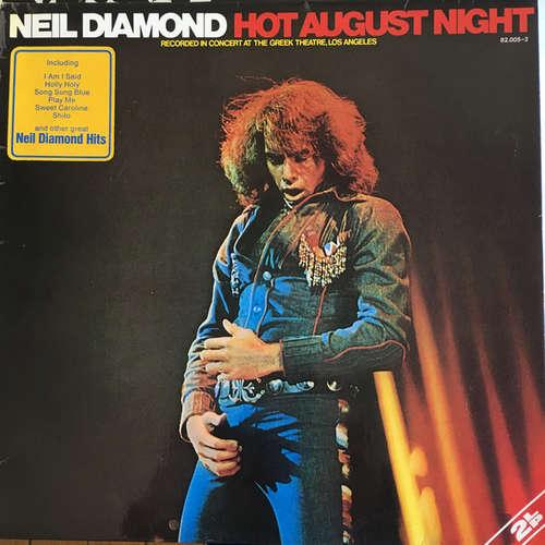 Bild Neil Diamond - Hot August Night (2xLP, Album, RE) Schallplatten Ankauf