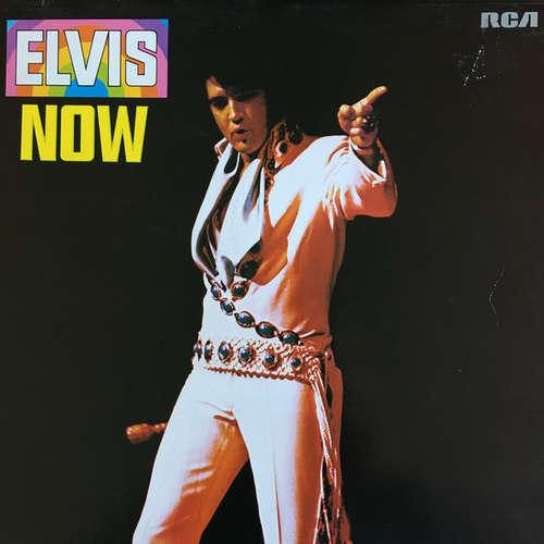 Cover Elvis Presley - Elvis Now (LP, Album) Schallplatten Ankauf