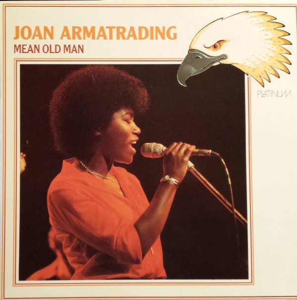 Bild Joan Armatrading - Mean Old Man (LP, Album, RE) Schallplatten Ankauf