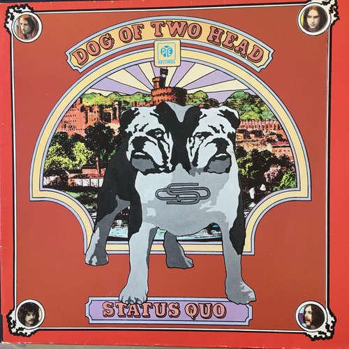 Cover zu Status Quo - Dog Of Two Head (LP, Album, RP, Gat) Schallplatten Ankauf