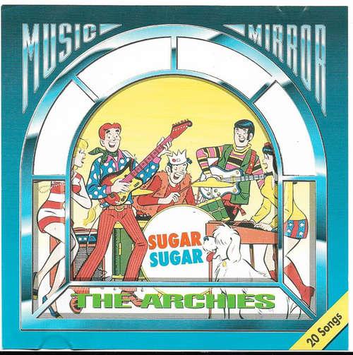 Bild The Archies - Sugar Sugar (CD, Comp) Schallplatten Ankauf