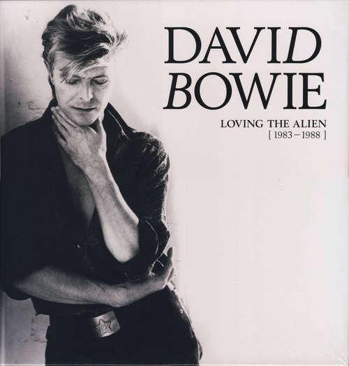Cover David Bowie - Loving The Alien [ 1983 - 1988 ] (Box, Comp, Ltd + LP, Album, RE, RM + 2xLP, Album, ) Schallplatten Ankauf