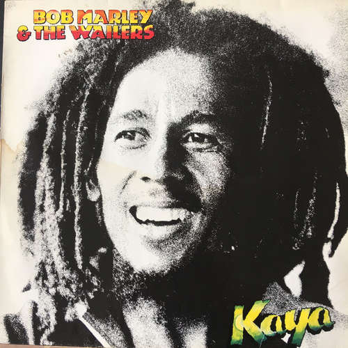Cover zu Bob Marley & The Wailers - Kaya (LP, Album, RE) Schallplatten Ankauf