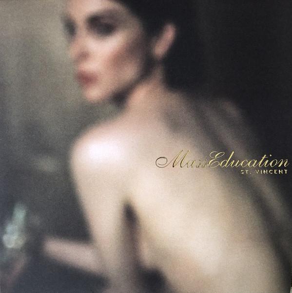 Cover St. Vincent - MassEducation (LP, Album) Schallplatten Ankauf