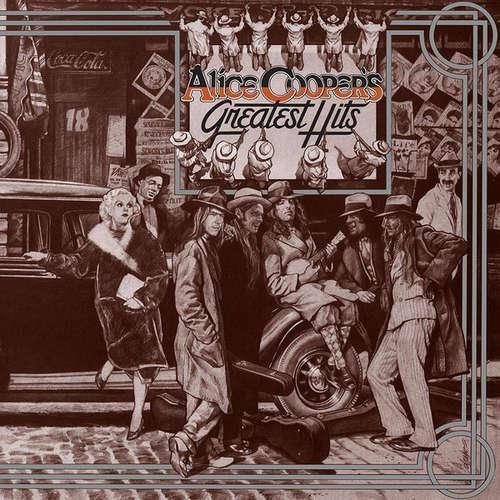 Bild Alice Cooper - Alice Cooper's Greatest Hits (LP, Comp, RE) Schallplatten Ankauf
