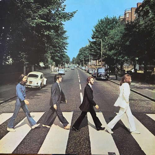Cover The Beatles - Abbey Road (LP, Album) Schallplatten Ankauf