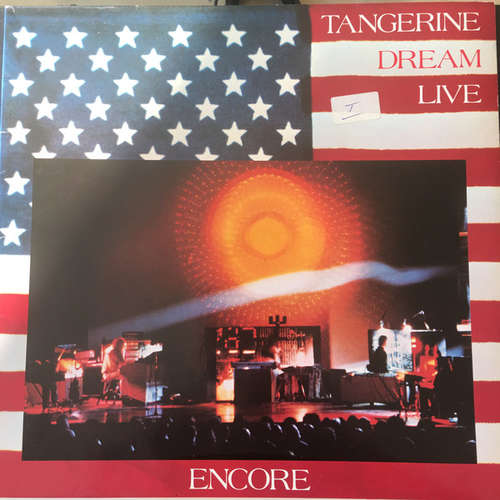 Cover Tangerine Dream - Encore (2xLP, Album, RE) Schallplatten Ankauf