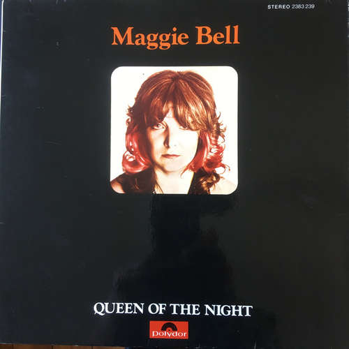 Cover Maggie Bell - Queen Of The Night (LP, Album) Schallplatten Ankauf