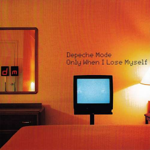 Cover Depeche Mode - Only When I Lose Myself (CD, Single) Schallplatten Ankauf