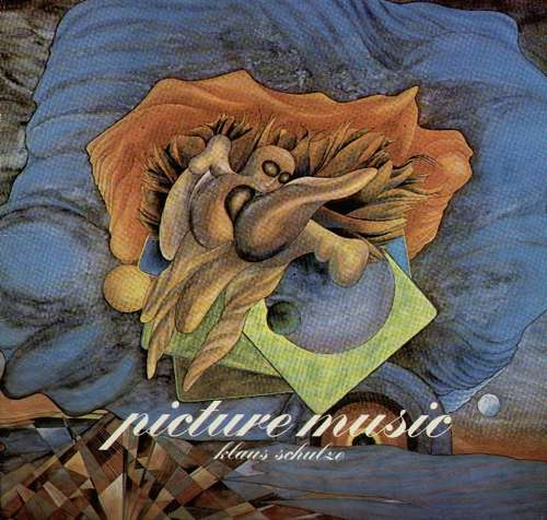 Cover Klaus Schulze - Picture Music (LP, Album, RE) Schallplatten Ankauf