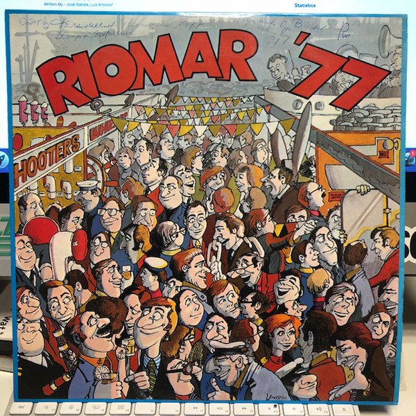 Cover Unknown Artist - Riomar '77 (LP, Comp) Schallplatten Ankauf